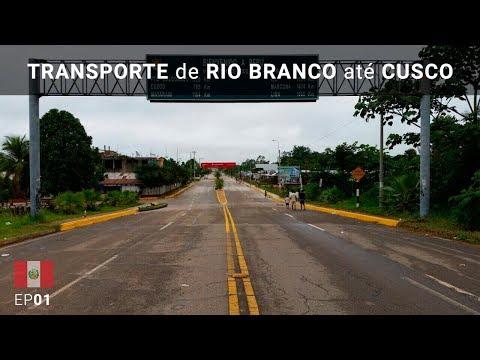 Planejamento e como chegar de Rio Branco à Cusco - EP 00