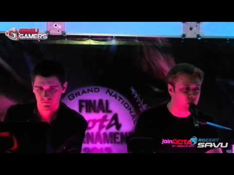 SMM '12 - Emaxx vs. Dreamz & Epic shouting