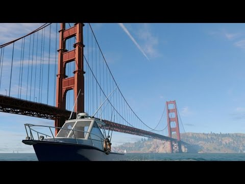 Watch Dogs 2: Touring San Francisco