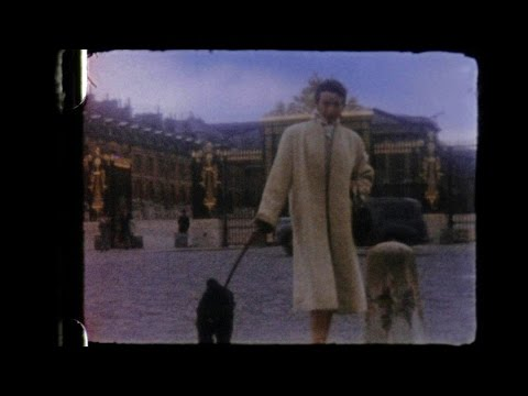 8mm Home Movies: Deauville Versailles and a brief Road Trip - France 1956