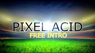 BEST Top 5 FREE Gaming Intros SONY VEGAS, AFTER EFFECTS, CINEMA 4D