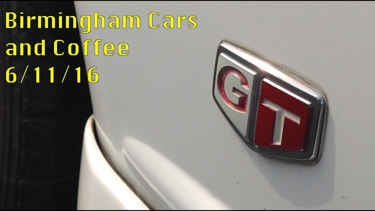 Birmingham AL Cars And Coffee Generic Car Show YouTube - Car show birmingham al