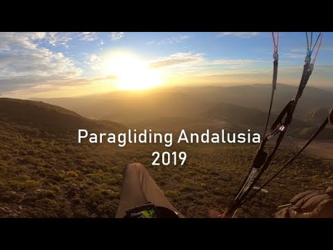 Paragliding Andalusia 2019
