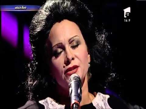 "Paula Chirilă se transformă în Montserrat Caballé - ""O mio babbino caro"""