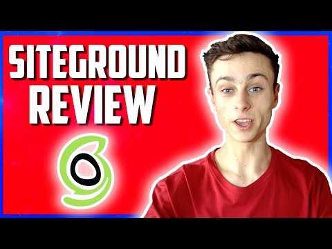 HONEST Siteground Review 2019 | Everything You Need To Know (Siteground Web Hosting)