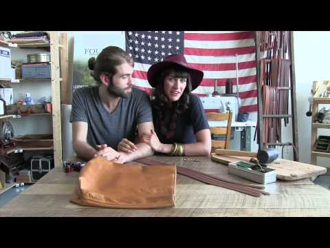Fount: Handcrafted leather goods made in Cleveland