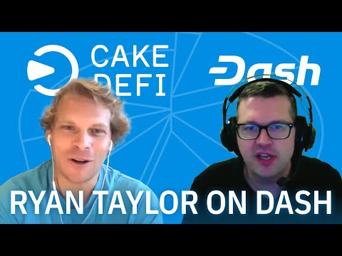 Ryan Taylor on Dash updates, staking, chainlocks and the investment foundation