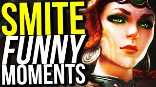 DAMAGE ARTIO IS BEST ARTIO! (Smite Funny Moments)