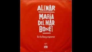 Maria Del Mar Bonet - Alenar - SG 1978