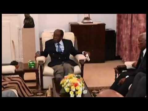 Zimbabwe: Robert Mugabe destitué de la présidence de son parti politique ce dimanche