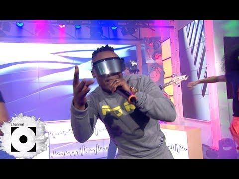 DJ Tira performs No Rush - Massive Music   Channel O