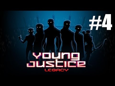 Young Justice Legacy Walkthrough Part 4 - Mission 5 - Gameplay Lets ...