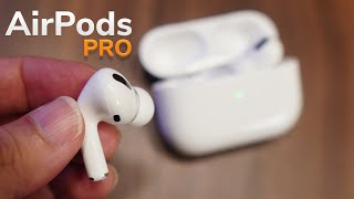 Apple AirPods Pro review - Awesome quality, must have if you have a iPhone, PUBG Test
