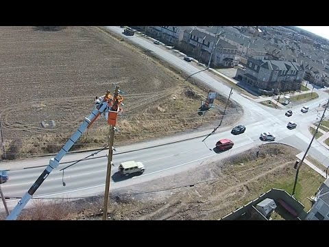 Hydro One - Wood Poles Replacement - Stittsville, Ontario