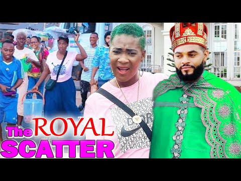 Mercy The Royal Scatter FULL MOVIE - Mercy Johnson 2021 Latest Nigerian Nollywood Movie