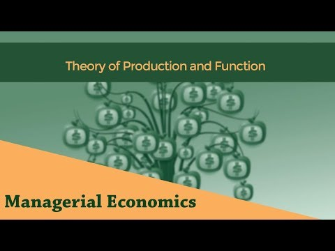 Theory of Production | Production Function | Long Run | Short Run