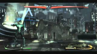 Injustice Gods Among Us PC Gameplay |MAX Settings|
