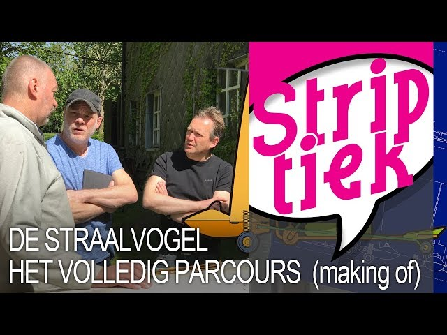 De Straalvogel - The making of