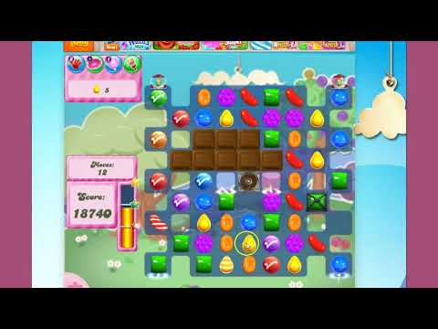 Candy Crush Saga Level 2825-LAST LEVEL 5th Oct. - NO BOOSTERS!!!