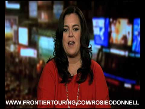 Rosie O'Donnell | Touring Australia and New Zealand in 2014!