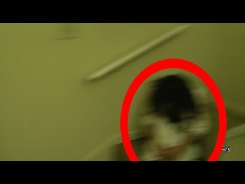 The Haunting Tape 6 (ghost caught on video)