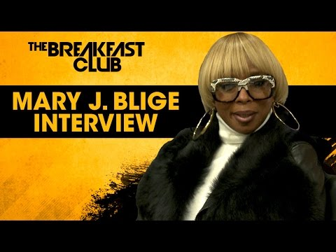 Mary J. Blige Opens Up About Her Divorce, Her New Album & Mo