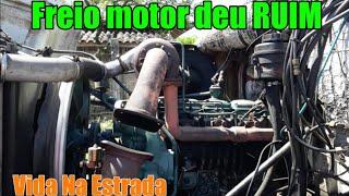 Manutenção do Freio Motor