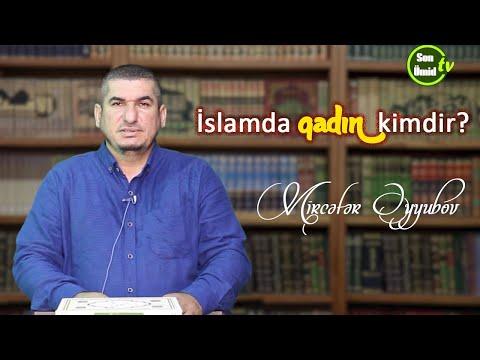 İslamda qadın kimdir? |Ateistlərə cavab| İlahiyyatçı: Mircəfər Əyyubov