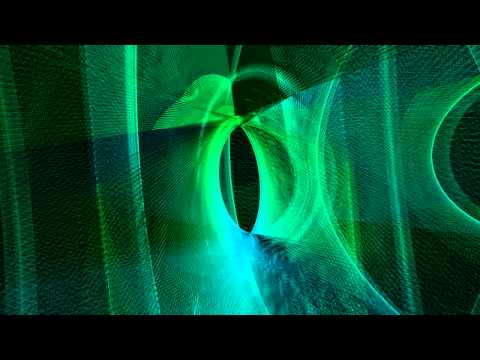 Abiogenesis - Music by Carbon Based Lifeforms, Visuals by VJ Chaotic