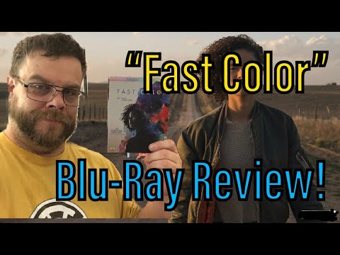 """""""Fast Color"""" (2019) Blu-Ray Review!"""