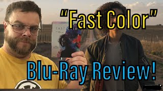 """Fast Color"" (2019) Blu-Ray Review!"