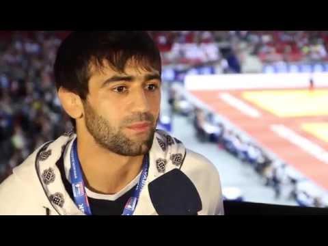 World Championships Chelyabinsk 2014: EJU Interview with Beslan Mudranov