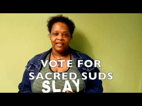 Vote for Sacred Suds!!!