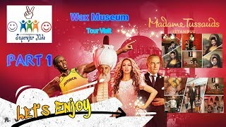 Madame Tussaud's Istanbul | Wax Museum | Feel Like A Star ~ متحف الشمع - أسطنبول