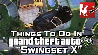 Things to do in GTA V - Swingset X