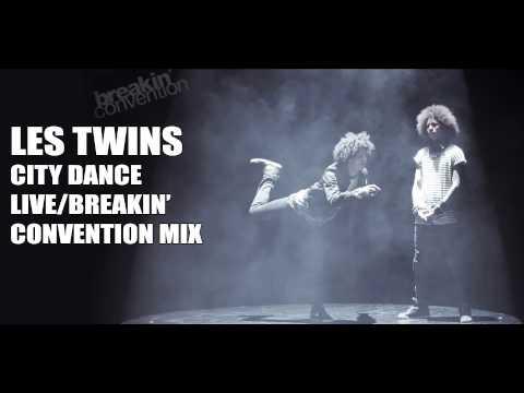 Les Twins FRONTROW World of Dance Las Vegas 2014 #