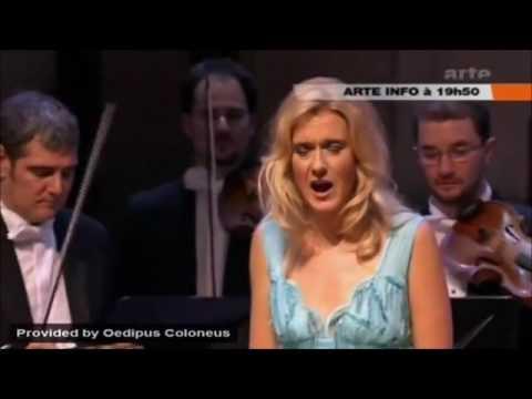 G.F.Händel, Laschia ch'io pianga / Magdalena Kozena