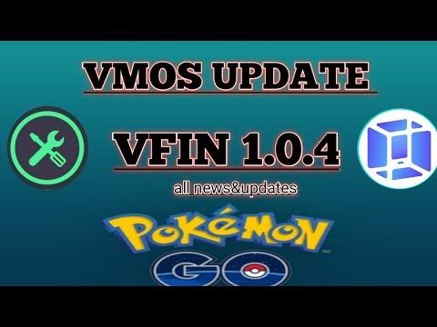 VFIN/VMOS UPDATE || POKEMON GO UPDATE || ALL NEWS AND UPDATES VMOS || POKEMON GO VFIN UPDATE ||
