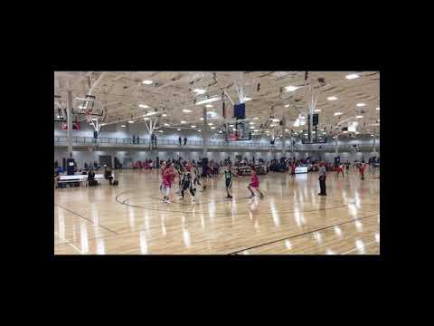 Emily Fisher 2023 Basketball Highlights