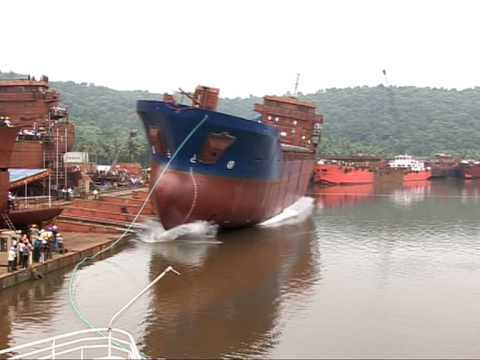 Chowgule Ship Building Division