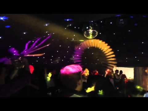 Hampshire Halloween Disco With Laser Show - DJ Martin Lake