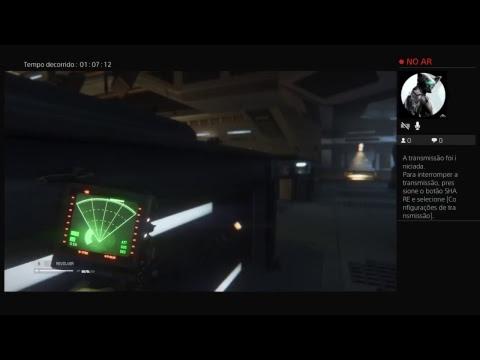 Alien Isolation do cagaço