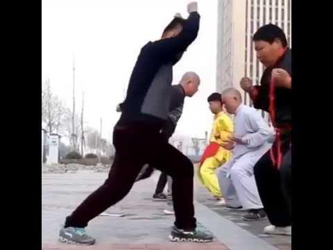 Kung Fu Ball Smash Technique