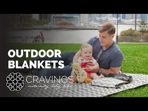 Outdoor Blankets with CRAVINGS