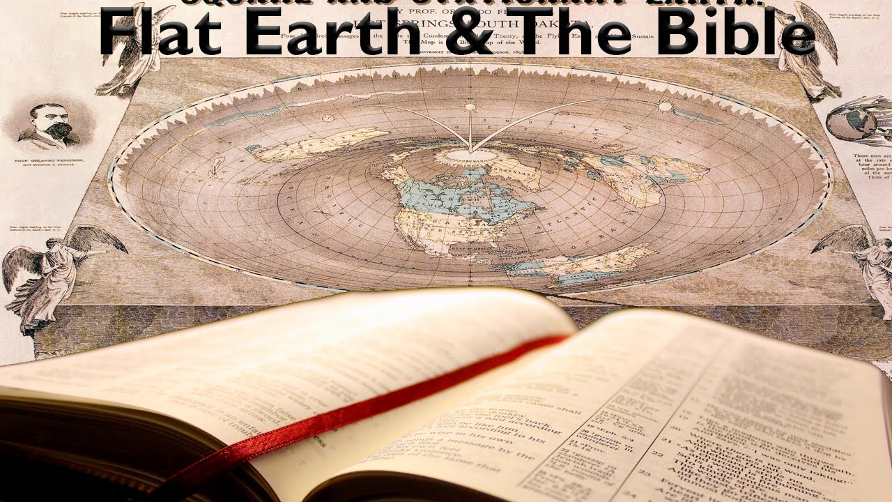The bible enclosed flat earth truth gods awesome creation youtube publicscrutiny Image collections