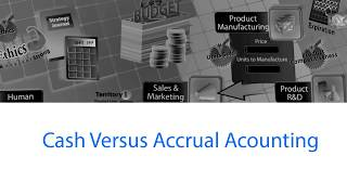 Cash Versus Accrual Accounting