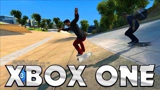 Skate 3 Xbox One GAMEPLAY!!
