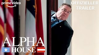 Alpha House – Offizieller Trailer – Staffel 2 Deutsch | Amazon Originals