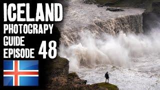 REMEMBER this WATERFALL - Hafragilsfoss | Iceland Landscape Photography | 4K