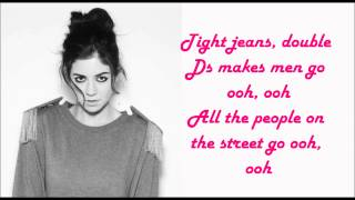 Marina + The Diamonds- Starstruck (cover) + Lyrics